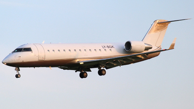 LY-BGK - Bombardier CL-600-2B19 Challenger 850 - Charter Jets