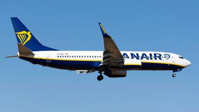 EI-EBN - Boeing 737-8AS - Ryanair
