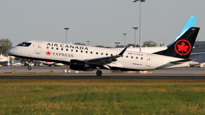 A picture of CFEJP - Embraer E175SU - Air Canada - © Daniel Lapierre Forget