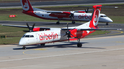 D-ABQC - Bombardier Dash 8-Q402 - Air Berlin (LGW Luftfahrtgesellschaft Walter)