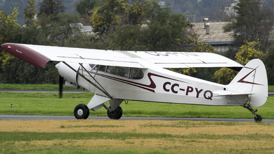CC-PYQ - Piper PA-18-150 Super Cub - Private