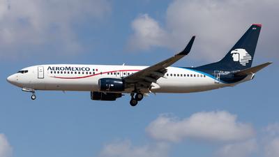 XA-ADV - Boeing 737-8AS - Aeroméxico