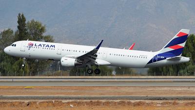 CC-BEM - Airbus A321-211 - LATAM Airlines