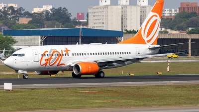 A picture of PRVBN - Boeing 73776N - GOL Linhas Aereas - © fachetti_spotter
