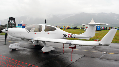 3H-DC - Diamond DA-40NG Diamond Star - Austria - Air Force