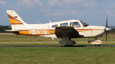 D-ERFB - Piper PA-28-181 Archer II - Private