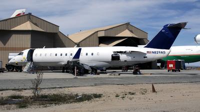 N829AS - Bombardier CRJ-200ER - Untitled