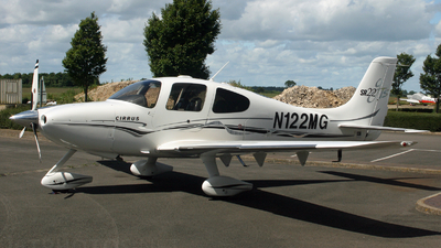 N122MG - Cirrus SR22-GTS - Private