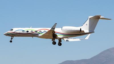 N676AS - Gulfstream G550 - Private
