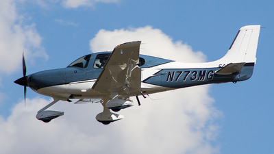 A picture of N773MG - Cirrus SR22T - [1327] - © Gabriel Wallace