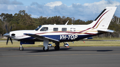 VH-TQP - Piper PA-46-M500 - Private