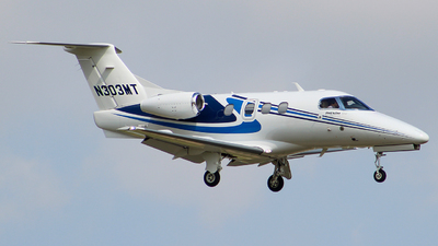 N303MT  - Embraer 500 Phenom 100 - Private