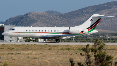 M-SAID - Bombardier BD-700-1A11 Global 5000 - S and K Aviation