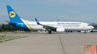 UR-PSP - Boeing 737-8Q8 - Ukraine International Airlines