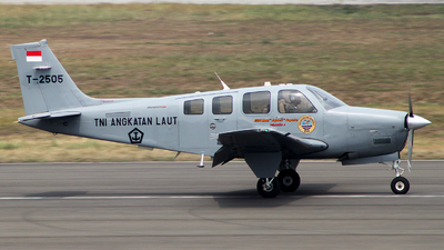 T-2505 - Beechcraft G36 Bonanza - Indonesia - Navy