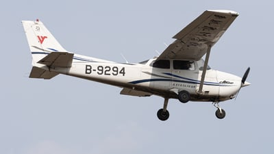 B-9294 - Cessna 172R Skyhawk - Civil Aviation Flight University of China