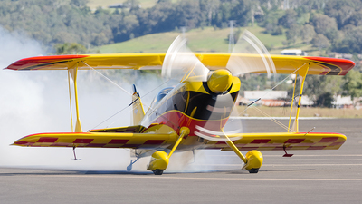 VH-PVB - Aviat S-1S Pitts Special - Private