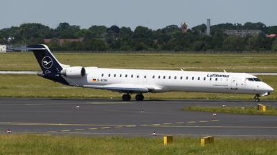 D-ACNA - Bombardier CRJ-900 - Lufthansa CityLine