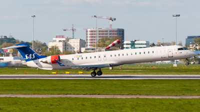 OY-KFK - Bombardier CRJ-900ER - Scandinavian Airlines (SAS)