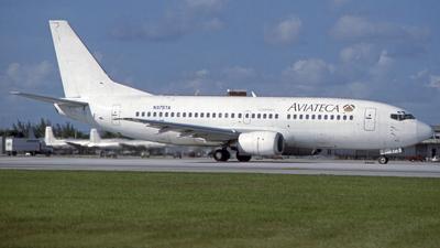 N375TA - Boeing 737-3S8 - Aviateca
