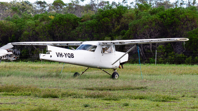 VH-YQB - Cessna 152 - Private
