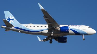 XA-ARG - Airbus A320-251N - Interjet