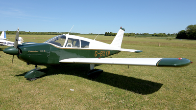 A picture of GBXYM - Piper PA28235 - [2810858] - © Adam Loader