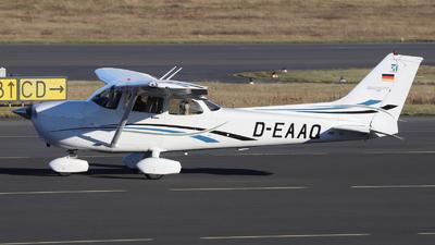 D-EAAQ - Cessna 172S Skyhawk SP - Private
