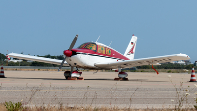 D-EEBU - Piper PA-28-235 Cherokee B - Private