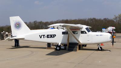VT-EXP - Thrust Aircraft TAC-003 - Untitled