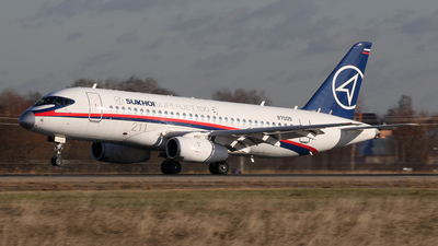 97005 - Sukhoi Superjet 100-95 - Sukhoi Design Bureau