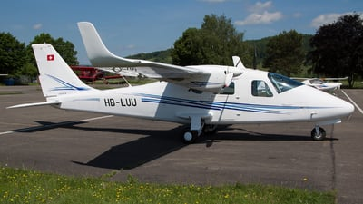 HB-LUU - Tecnam P2006T - Private