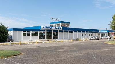 LFBA - Airport - Terminal