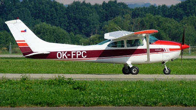 OK-FPC - Reims-Cessna F182Q Skylane II - Private
