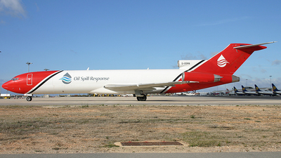 G-OSRB - Boeing 727-2S2(Adv)(F) - T2 Aviation