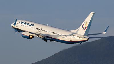 VQ-BJC - Boeing 737-8K5 - Orenair