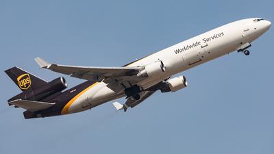 N281UP - McDonnell Douglas MD-11(F) - United Parcel Service (UPS)