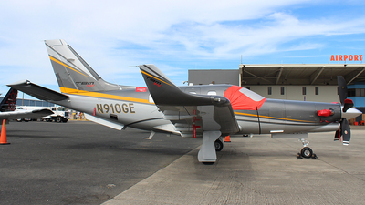 N910GE - Socata TBM-910 - Private