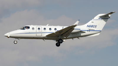 A picture of N68GS - Hawker Beechcraft 400XP - [RK391] - © FOKKER AIRCRAFT