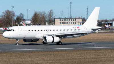 OE-IDH - Airbus A320-232 - Untitled