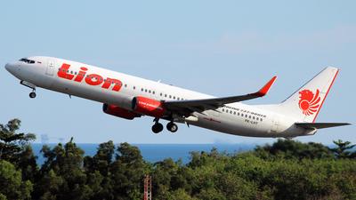 PK-LHT - Boeing 737-9GPER - Lion Air