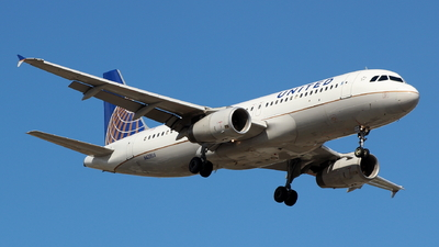 A picture of N439UA - Airbus A320232 - United Airlines - © Andriy Yegorov
