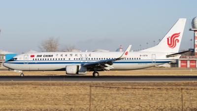 B-1978 - Boeing 737-89L - Air China