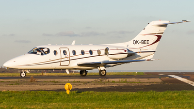 OK-BEE - Hawker Beechcraft 400A - Queen Air