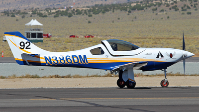 N386DM - Lancair Legacy - Private