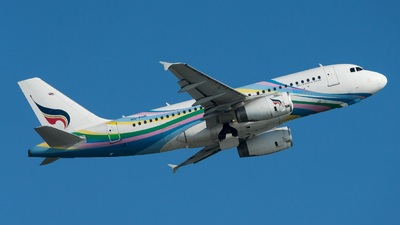 HS-PGN - Airbus A319-132 - Bangkok Airways