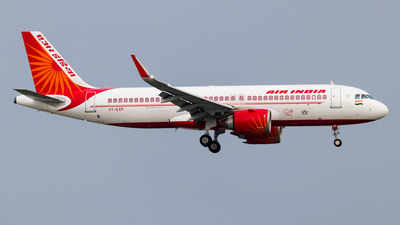 VT-EXP - Airbus A320-251N - Air India