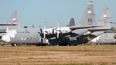 63-7825 - Lockheed C-130E Hercules - United States - US Air Force (USAF)