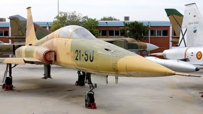 A.9-050 - CASA SRF-5A Freedom Fighter - Spain - Air Force
