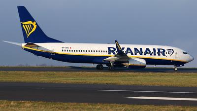 9H-QBO - Boeing 737-8AS - Malta Air (Ryanair)